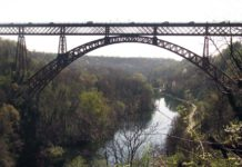 Riapertura ponte di Paderno