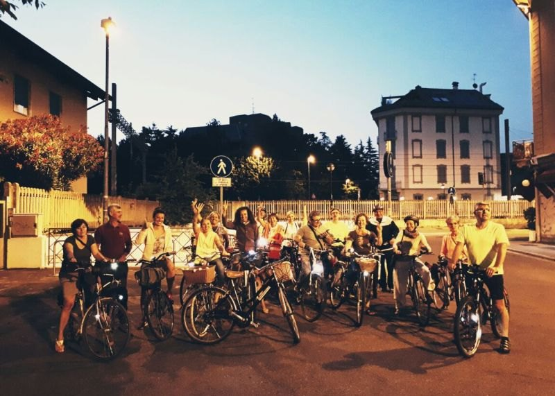 Cambiapedale: il giovedì sera in bicicletta in amicizia alla ...