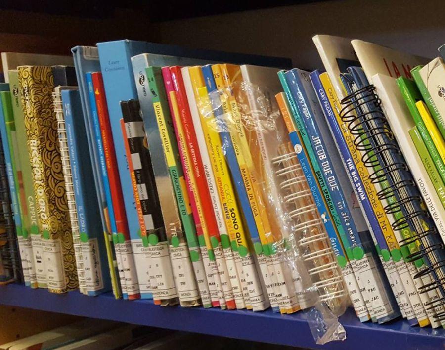 Biblioteca tempo di saldi c 39 il mercatino del libro for Mercatino usato trento
