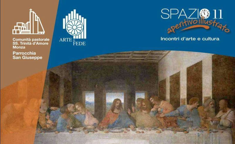 Il cenacolo di leonardo svelato con un aperitivo qui for Il cenacolo bagno di romagna