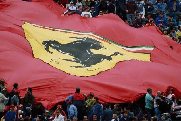 Ferrari grazie lo stesso: il cielo resta rosso sopra la Brianza. 2 settembre 2018