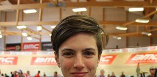 Maria Giulia Confalonieri: la Brianza pedala sul tetto d'Europa