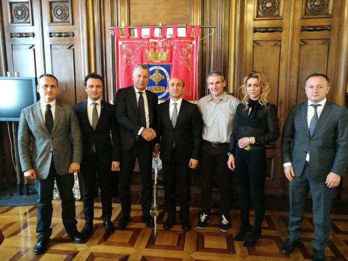 Monza e Azerbaijan
