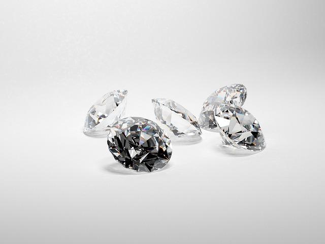 Migliore quotazione diamanti a Milano