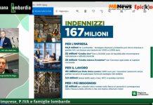 Bonus sostegni Regione Lombardia